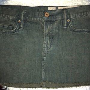 All Saints super short mini skirt size 8